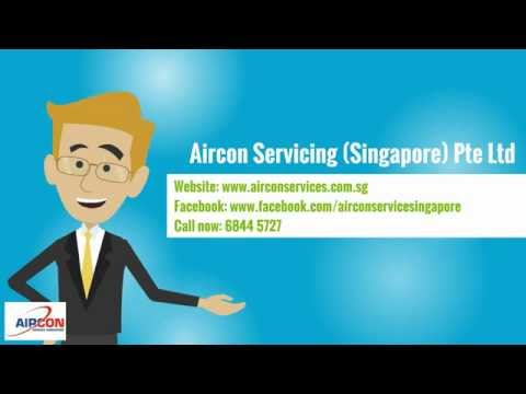 Aircon Services Singapore - Video