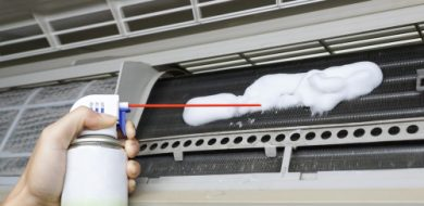 What Is Aircon Chemical Wash?